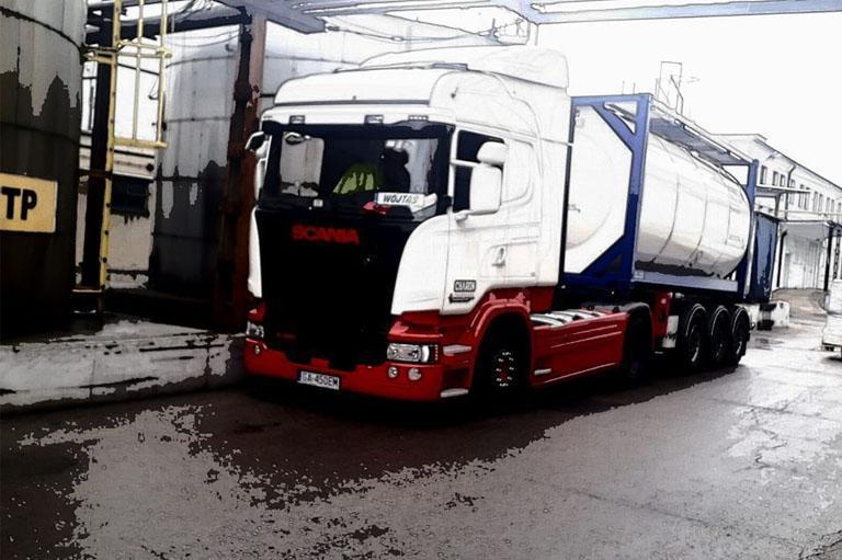Logistyka produktów płynnych